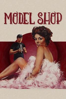 Model Shop - Poster