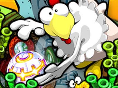 تحميل لعبة هجوم الدجاج