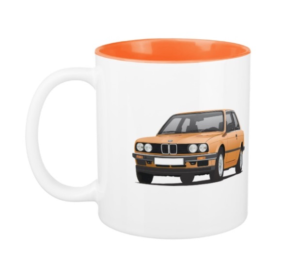 BMW E30 mukit 3-sarja