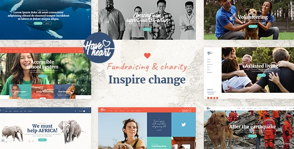 22 Best Responsive WordPress Themes for Charities and NGOs