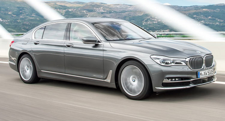 BMWs New 2017 750d xDrive Diesel Has Four Turbos And 400 Horses
