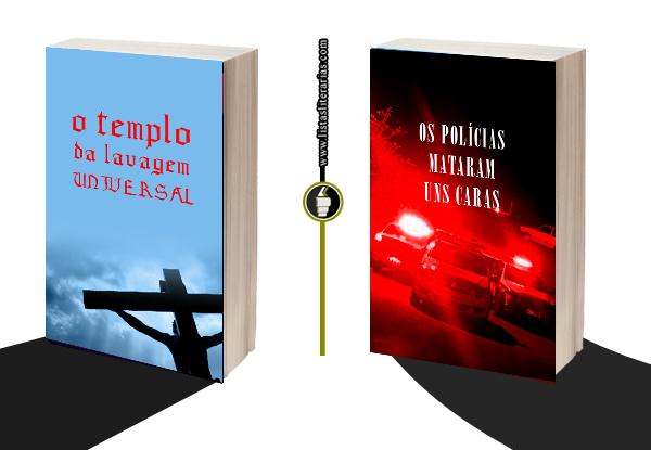 LP 5 - 10 Livros policiais brasileiros mais esperados para 2020