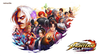 Akhirnya The King of Fighters All Star Telah Dirilis Global, termasuk di indonesia