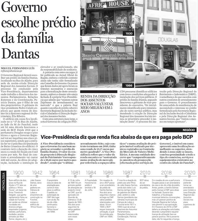 O diabo veste Dantas, Sousa, Ramos, Pestana (...) e por fim Prada