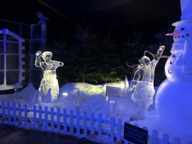Hyde Park's Winter Wonderland Magical Ice Kingdom 2019