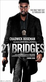 21 Bridges First Look Poster 2