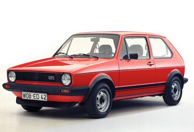 Golf GTI Mk1