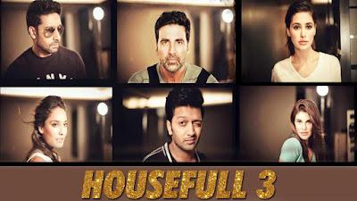 Housefull 3 Movie Trailer