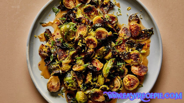 Easy Roasted Brussels Sprouts Recipes