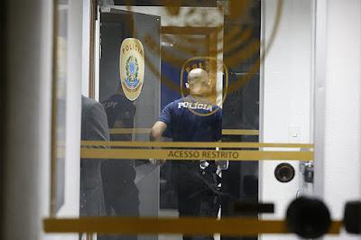 Operação no Senado expõe lado obscuro da Polícia Legislativa - FOLHA UOL
