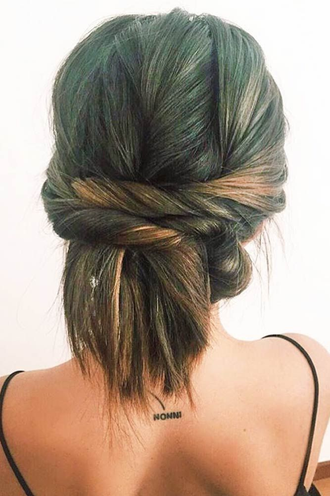 great hairstyle idea to try right now