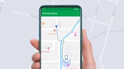 Mencari Ponsel Android yang Hilang