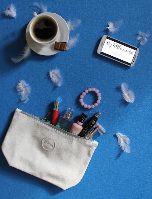 """Co zawiera moja kosmetyczka - Pierwszy wpis z cyklu """"Opróżniamy kosmetyczki"""" - wyzwania organizowanego przez redakcję Trusted Cosmetics"""