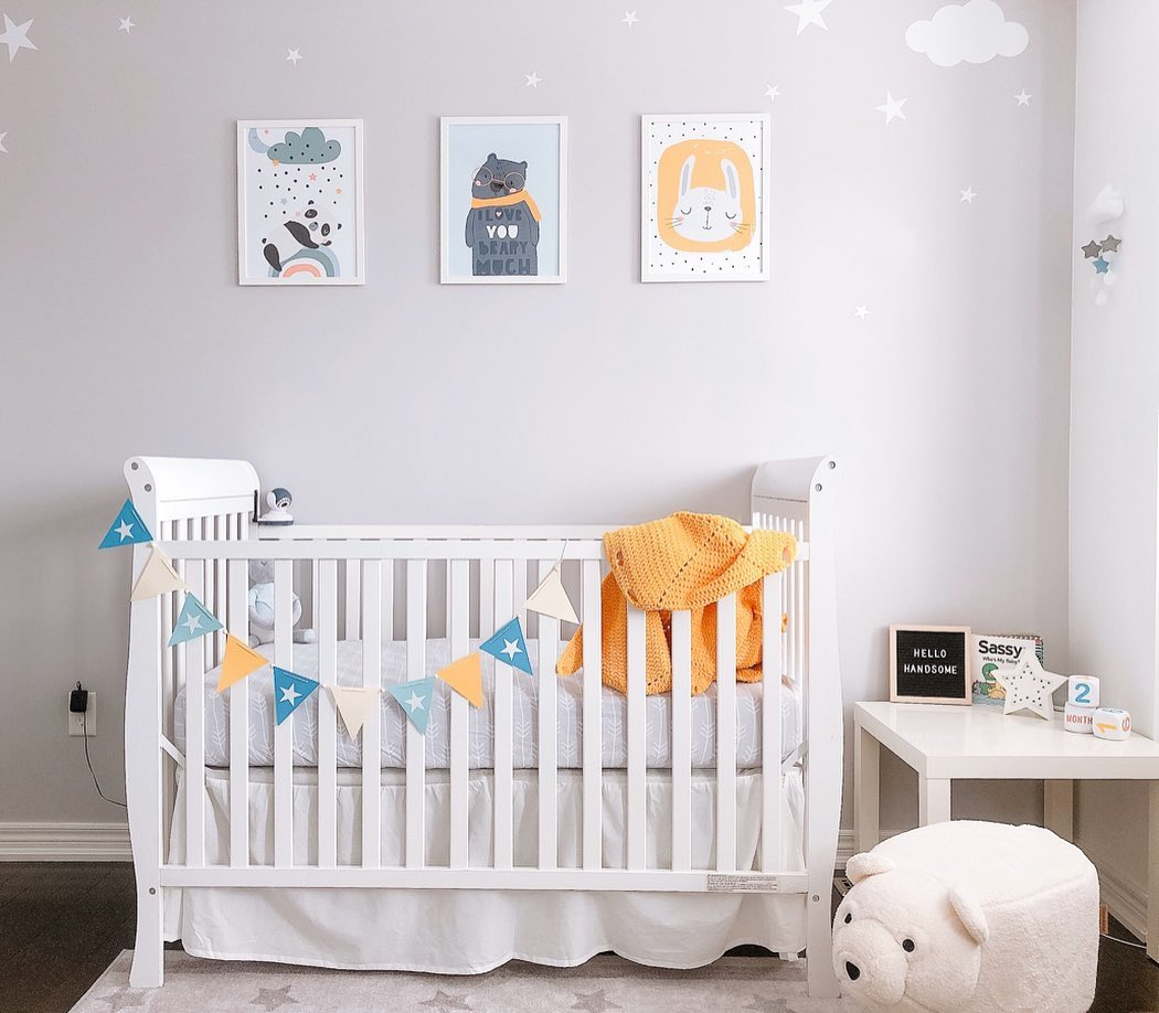 Our Baby Nursery Room Reveal