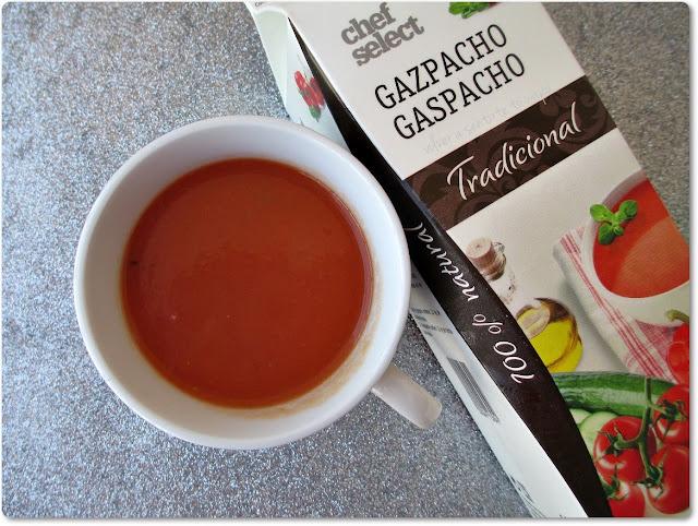 Gazpacho Lidl Tradicional