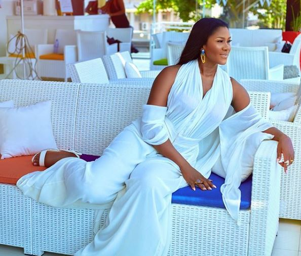 Nollywood Actress, Stephanie Okereke Looks Astonishing In Latest Picture (See Photo)
