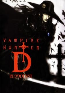 فيلم الانمي Vampire Hunter D مترجم