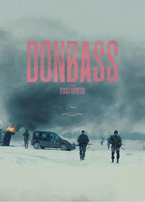 Donbass 2018 DVD R2 PAL SPANISH