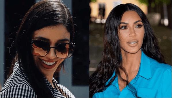 Esposa del Chapo, Emma Coronel imita la Kim Kardashian mexicana que detuvo el trafico en NY