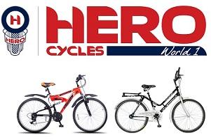 Extra 30% Cashback on Hero BiCycles@ Paytm