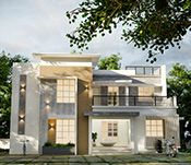 Thumbnail of traditional+ contemporary home