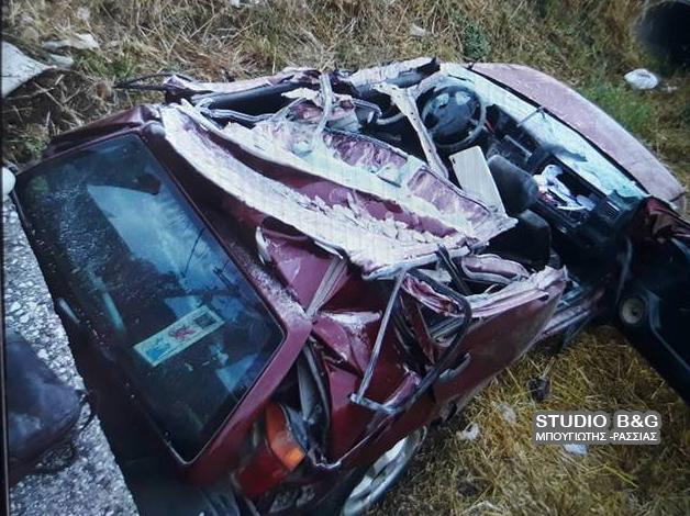 Η επίσημη ανακοίνωση της αστυνομίας για το τροχαίο δυστύχημα στο Ναύπλιο