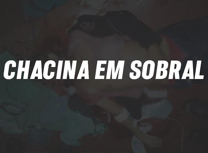 Chacina em Sobral: Identificado as vítimas da chacina da rua Ferroviária