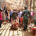 Longsor Timpa Rumah Margono, Koramil 07/Tirtomoyo Bahu-Membahu Dengan Warga Singkirkan Material