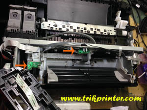 Troubleshooting Canon PIXMA MP287 Jam Paper