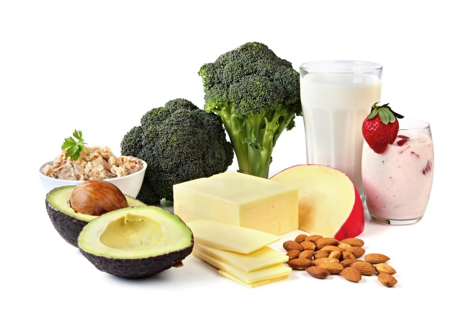 Tips Sehat Makanan Dan Buah Yang Mengandung Kalsium