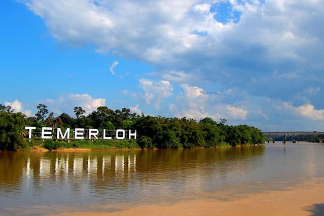 Asal-Usul Nama Daerah Temerloh. Kenapa Ianya Diberi Nama Temerloh?