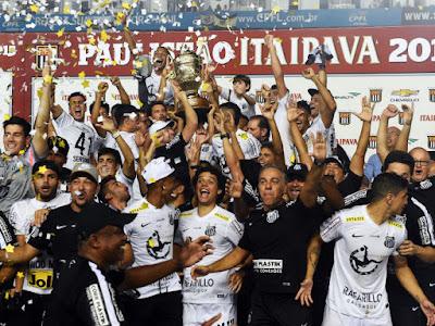 campeão paulista 2016