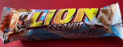 Coconut Lion Bar