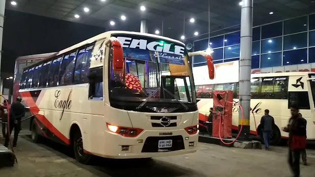 Eagle Paribahan Bus Image