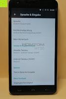 "Sprache Eingabe: HOMTOM HT30 3G Smartphone 5.5""Android 6.0 MT6580 Quad Core 1.3GHz Mobile Phone 1GB RAM 8GB ROM Smart Gestures Wake Gestures Dual SIM OTA GPS WIFI,Weiß"