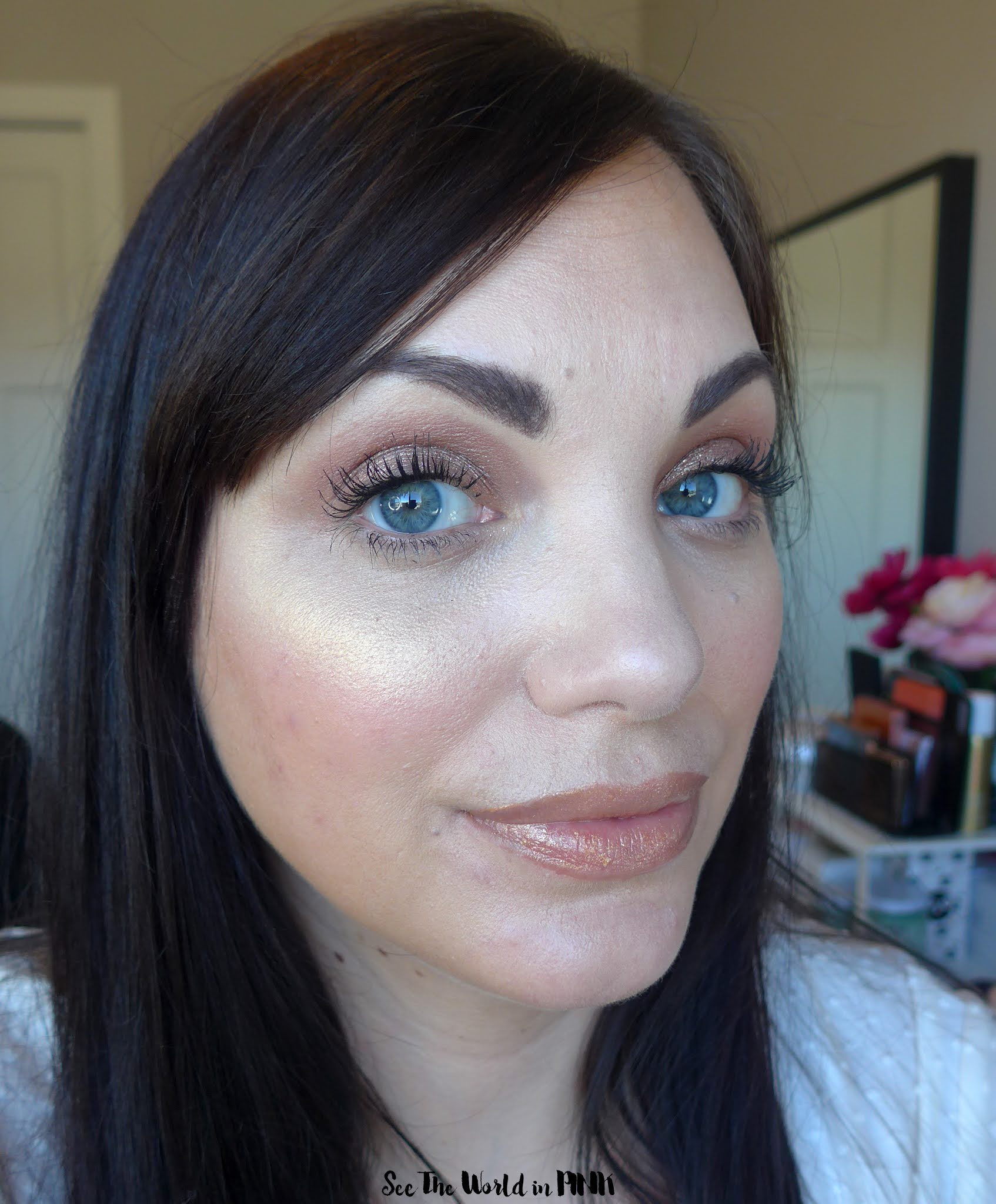 """I Tried The Makeup Revolution """"I Heart Revolution x Disney Fairytale Books Belle"""" Products So You Don't Have To..."""