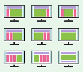 Cara Membuat Blog - Perbedaan Website