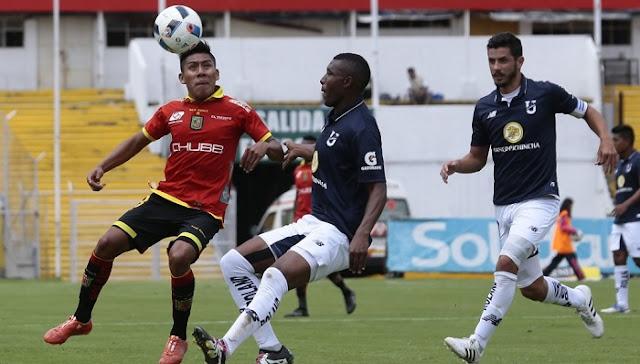 Deportivo Cuenca vs U Catolica en vivo futbol de Ecuador 10 setiembre
