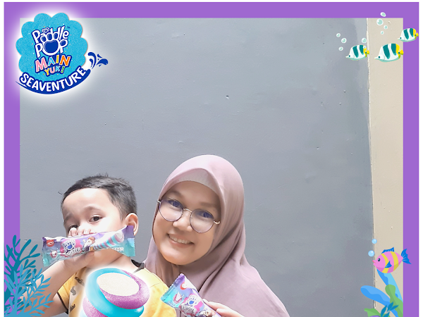 Serunya Ikut Seaventure, Petualangan Virtual Bawah Laut Paddle Pop di Jakarta Aquarium Safari