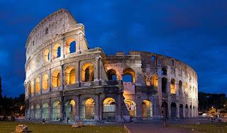 Sejarah Bangunan Colosseum