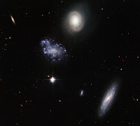 Hickson Compact Galaxy Group 59