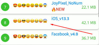 Mengubah Emoticon Keyboard Android Jadi Iphone