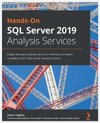 Hands-On SQL Server 2019 Analysis Services 2021