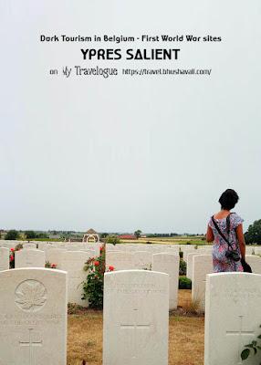 Ypres Salient First World War Pinterest