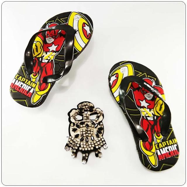grosirsandalmurah.net-Sandal Anak-AMX Karakter Spon Anak