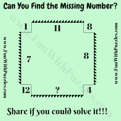 Maths Fun Brain Teaser for Teens