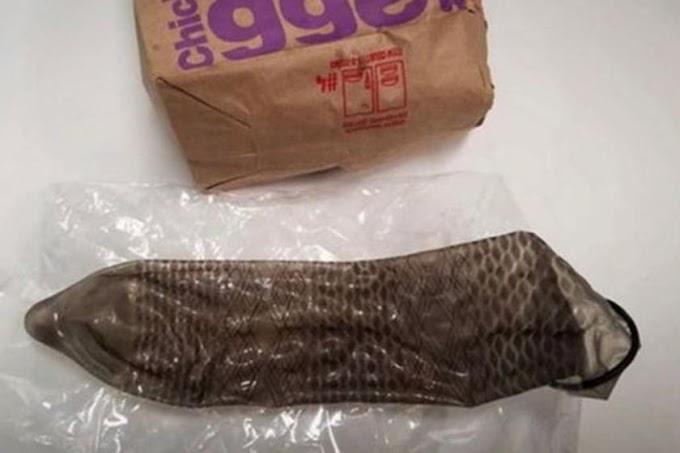 FAST FOOD COM PRESERVATIVO: Menina de 2 anos encontra camisinha em lanchonete McDonald's e põe na boca
