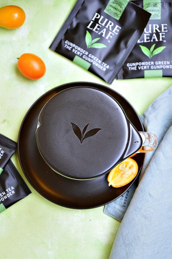 Moja Smaczna Kuchnia Pure Leaf Czyli Wyjątkowe Herbaty Bez