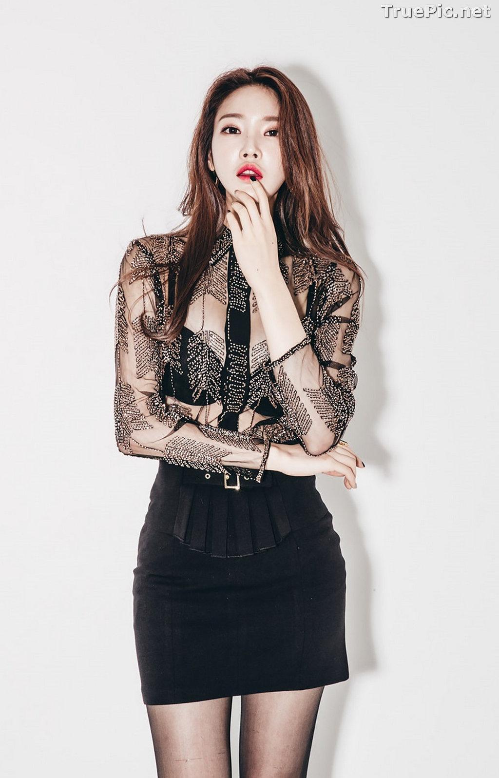 Image Korean Beautiful Model – Park Jung Yoon – Fashion Photography #11 - TruePic.net - Picture-44