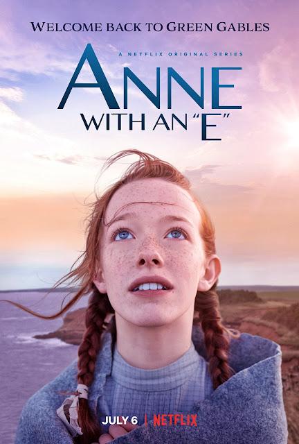 """""""Anne with an e"""" Netflix season 2"""
